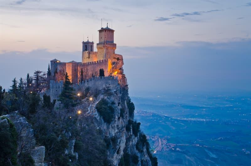 Geography Story: #9 Guaita Fortress, San Marino