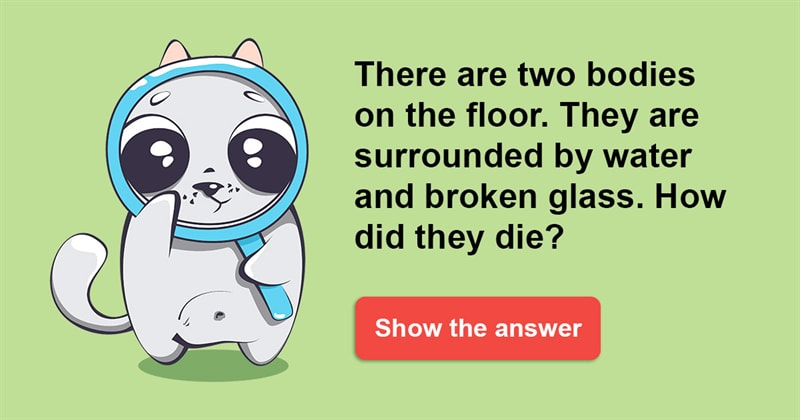 Story: 85% of adults will find these 10 kids' riddles surprisingly hard