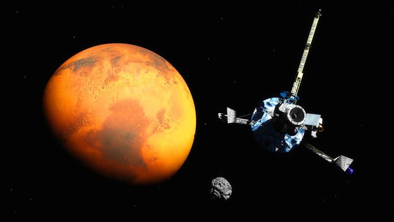 Сiencia Historia: ¿Cuántos satélites tiene Marte?