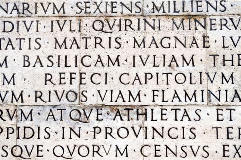 """Cultura Historia: ¿Qué significa la frase latina """"sic parvis magna""""?"""