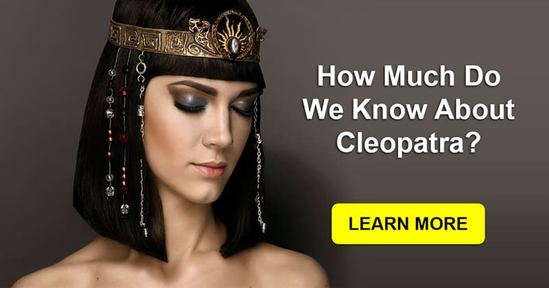 dc4536d3f Did Cleopatra really offer men a night with her at the cost of their lives?
