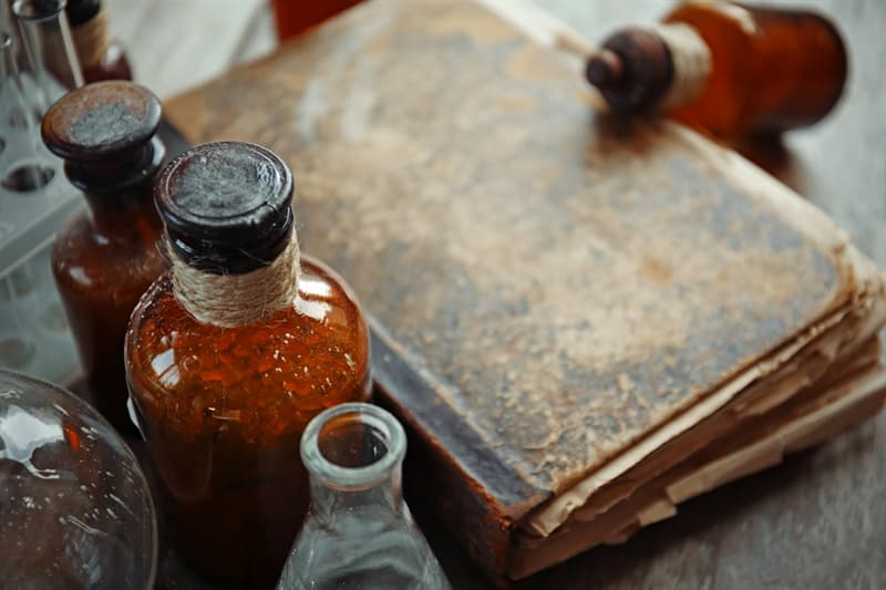 History Story: How did ancient medics determine the medicinal properties of substances?
