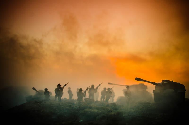 Geografía Historia: ¿Qué países están en guerra en estos momentos?