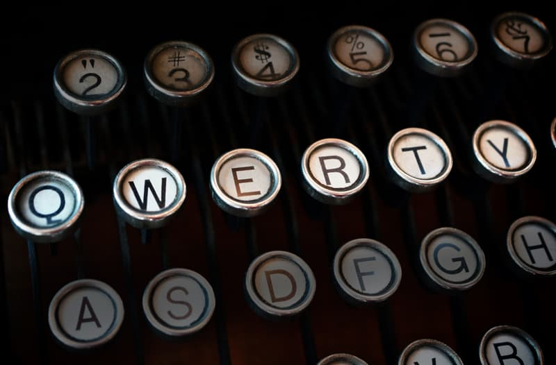 History Story: Why are the keys on a QWERTY keyboard arranged in such a way?