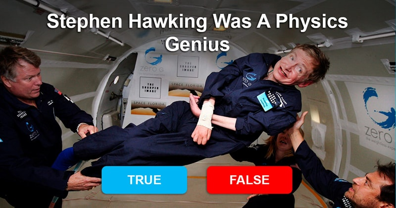Science Story: How far behind would we be in physics and astronomy if Stephen Hawking never lived?