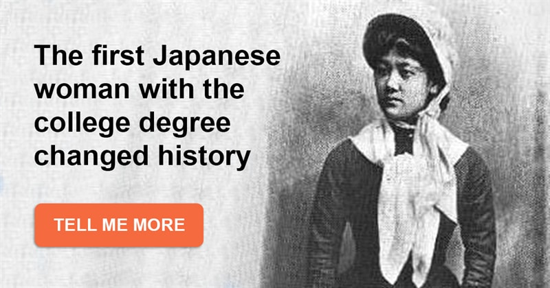 History Story: The story of this Japanese woman changed her country forever