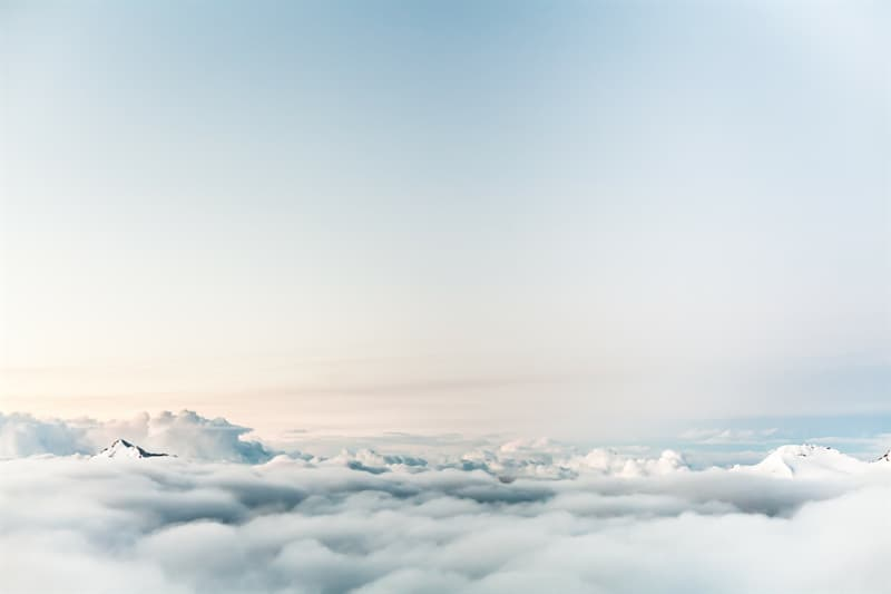 Geography Story: #8 Clouds constantly cover about 60% of our planet