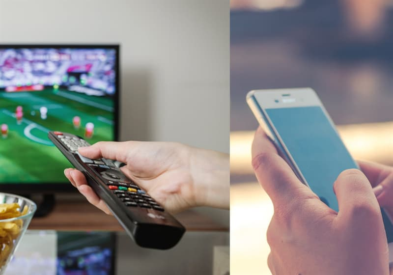 Geography Story: #9 The TV remote is the dirtiest item in an average house or hotel room. Do you know what is another filthy thing you touch every day? Your cellphone, which contains roughly 25,000 germs. It's dirtier than the toilet seat.