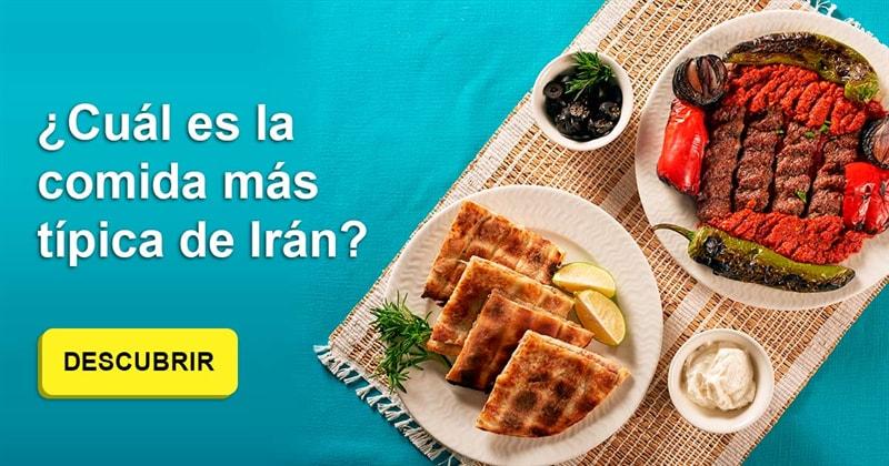 Geografía Historia: ¿Cuál es la comida más típica de Irán?