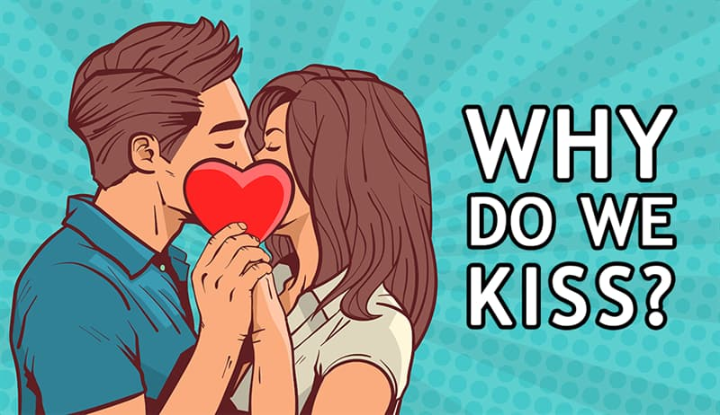 Science Story: Why do we kiss?