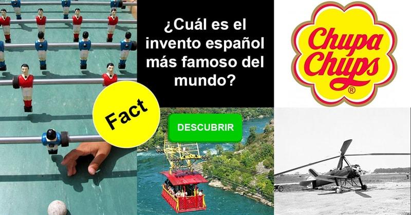 Сiencia Historia: ¿Cuál es el invento español más famoso del mundo?