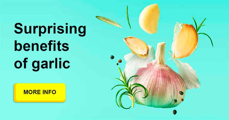 health Story: Garlic. The miracle food