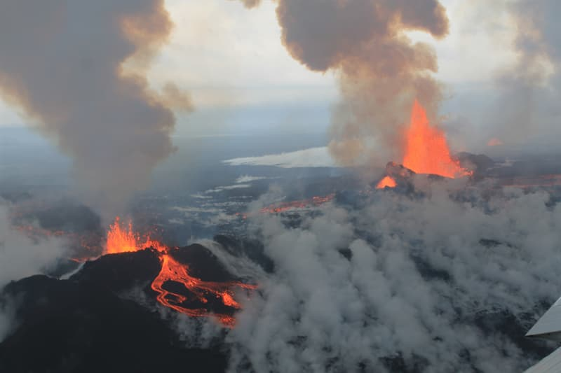 Geography Story: Bárðarbunga Volcano