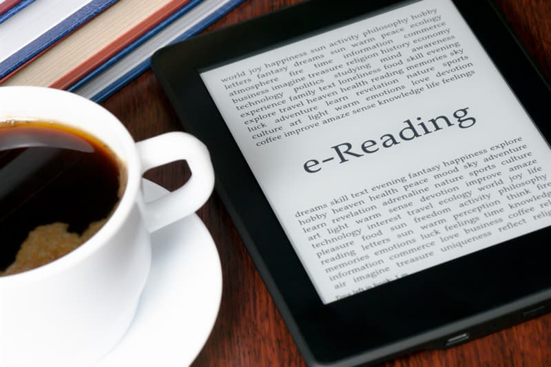 Culture Story: gift guide E-reader as a present for parents