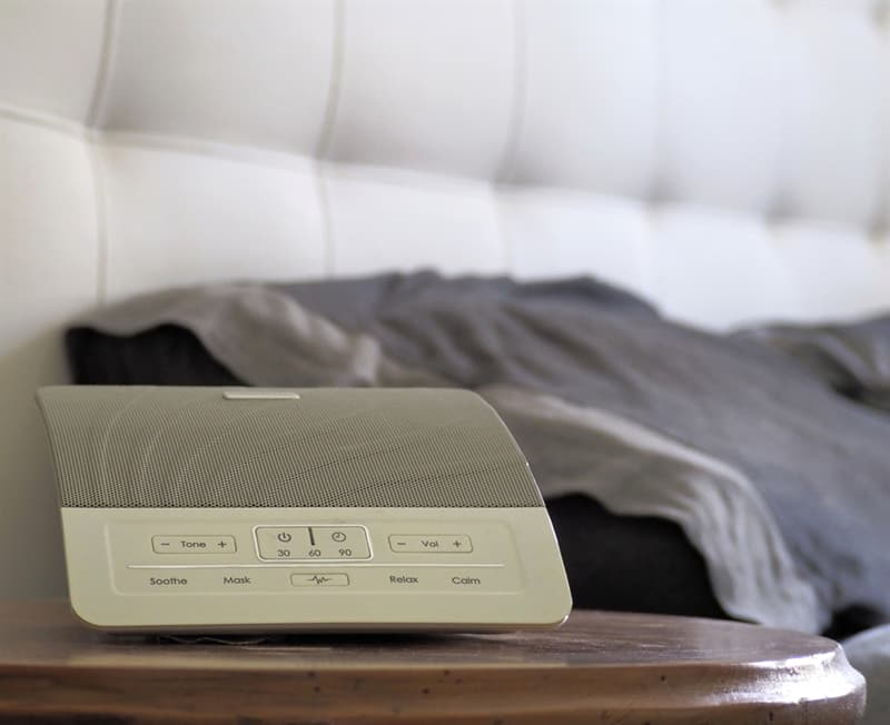 Culture Story: gift guide Sleep Sound Machine as a present