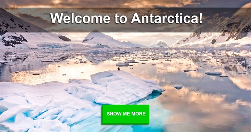 Geography Story: What's it like to live in Antarctica?