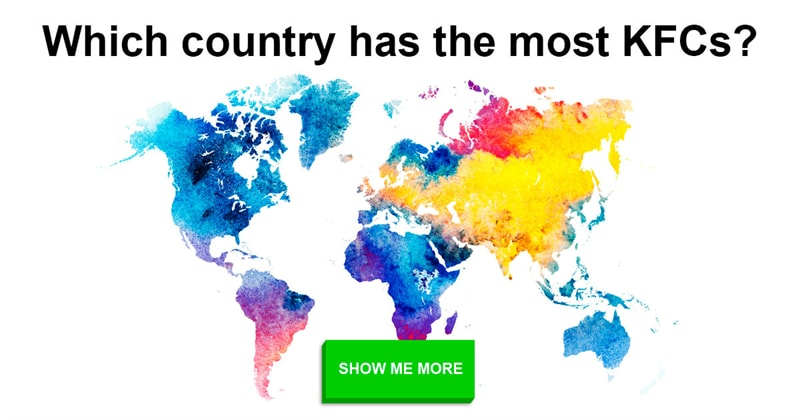 Geography Story: You will learn a lot about the world with these cool maps