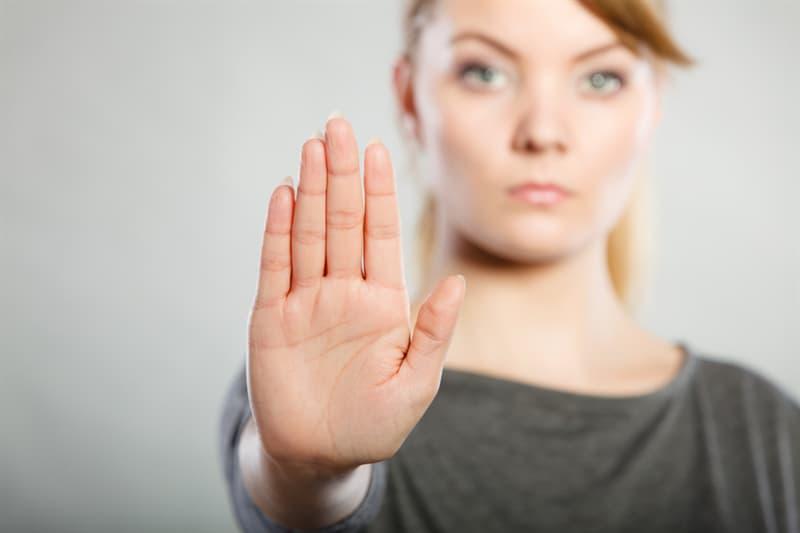Society Story: #10 Assertiveness