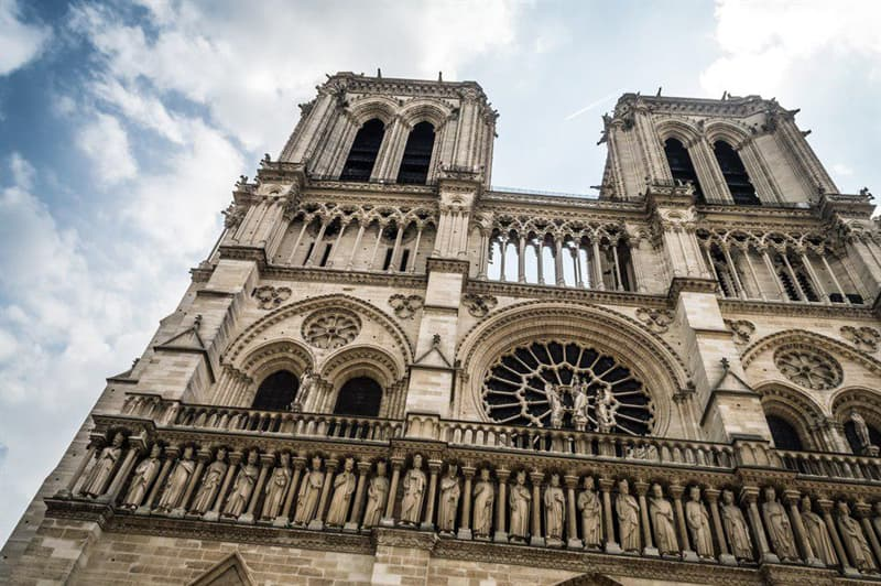 Geography Story: Interesting Facts about Notre Dame Cathedral You Probably Didn't Know #3