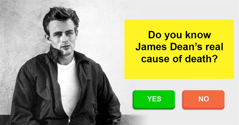 History Story: Our Beloved Rebel — James Dean