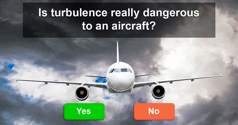 Science Story: What do pilots use to detect turbulence?