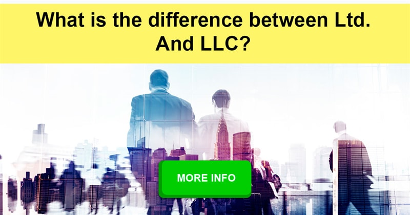 Society Story: What is the difference between Inc., Ltd., Co. and LLC?