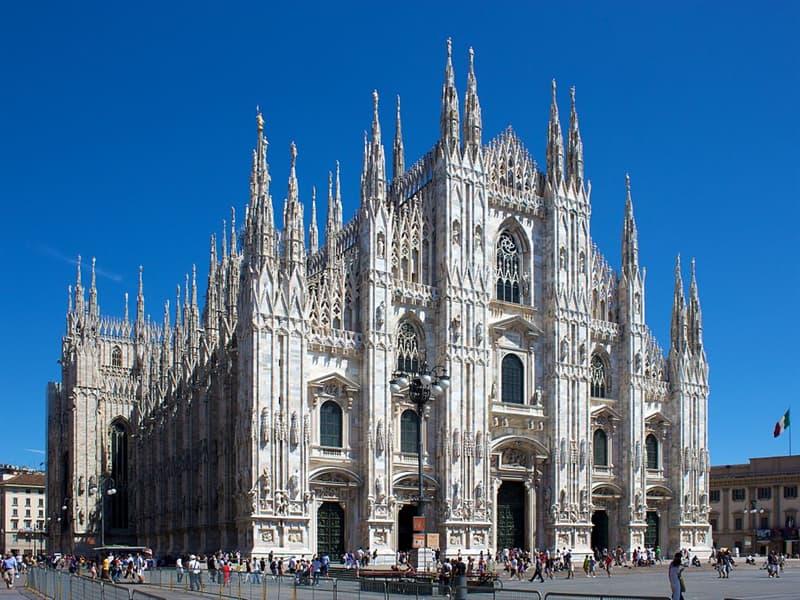 Geography Story: #11 Duomo di Milano, Milan, Italy