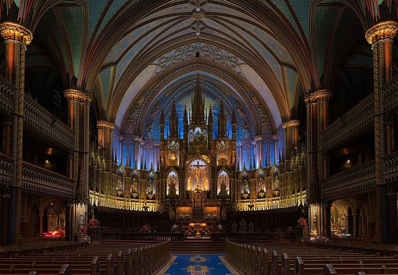 Geography Story: 14 most beautiful and extraordinary churches in the world