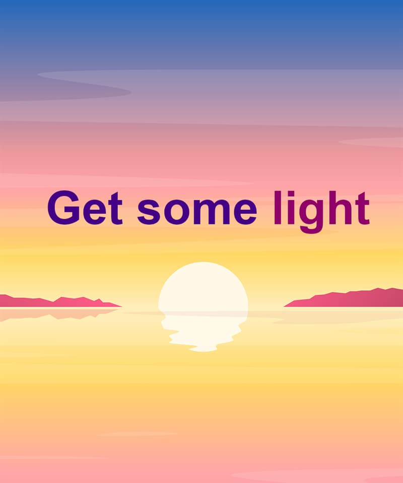 Science Story: Get some light