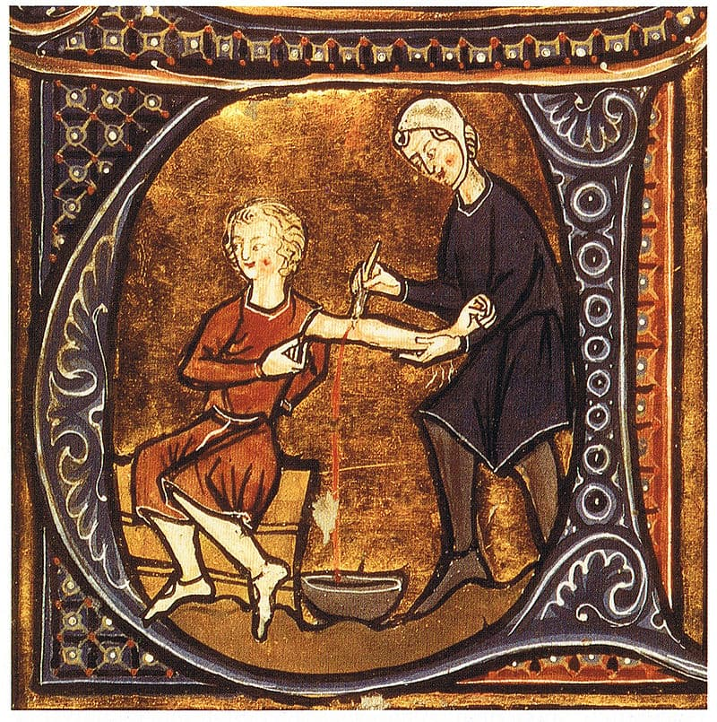 Science Story: #7 Bloodletting