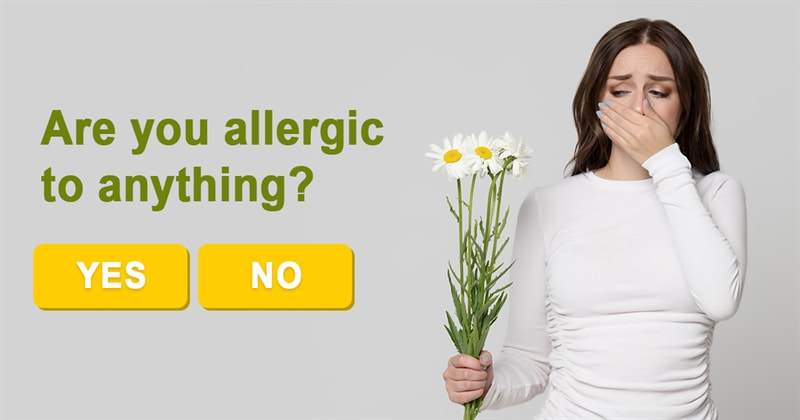 Science Story: Does having allergies mean that you have a decreased immunity?