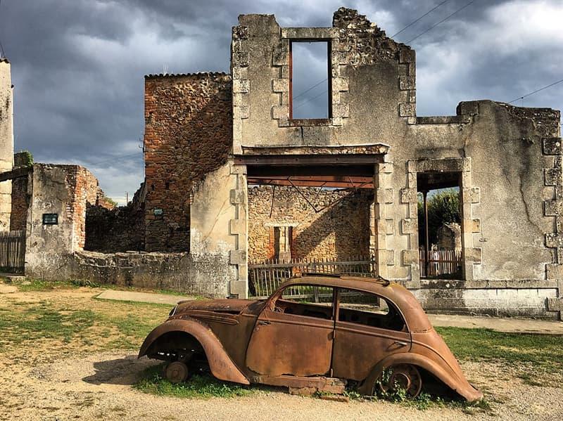 Geography Story: #3 Oradour-sur-Glane, France