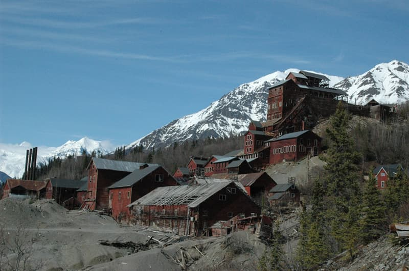 Geography Story: #8 Kennecott, USA