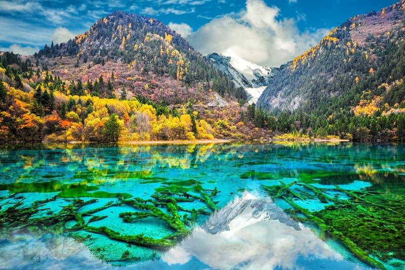 Geography Story: #10 Colorful lakes of Jiuzhaigou, China