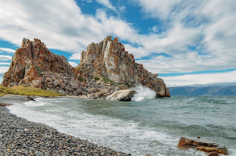Geography Story: #13 Lake Baikal, Russia