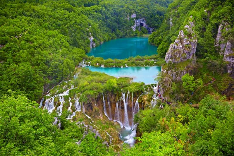 Geography Story: #6 Plitvice Lakes, Croatia