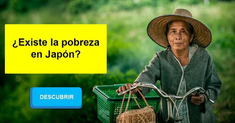 Geografía Historia: ¿Existe la pobreza en Japón?
