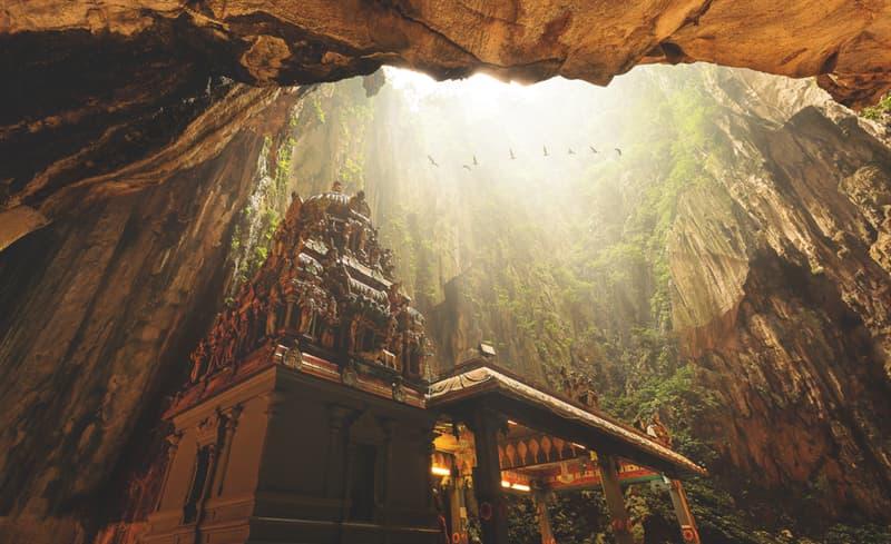 Geography Story: #5 Batu Caves, Malaysia