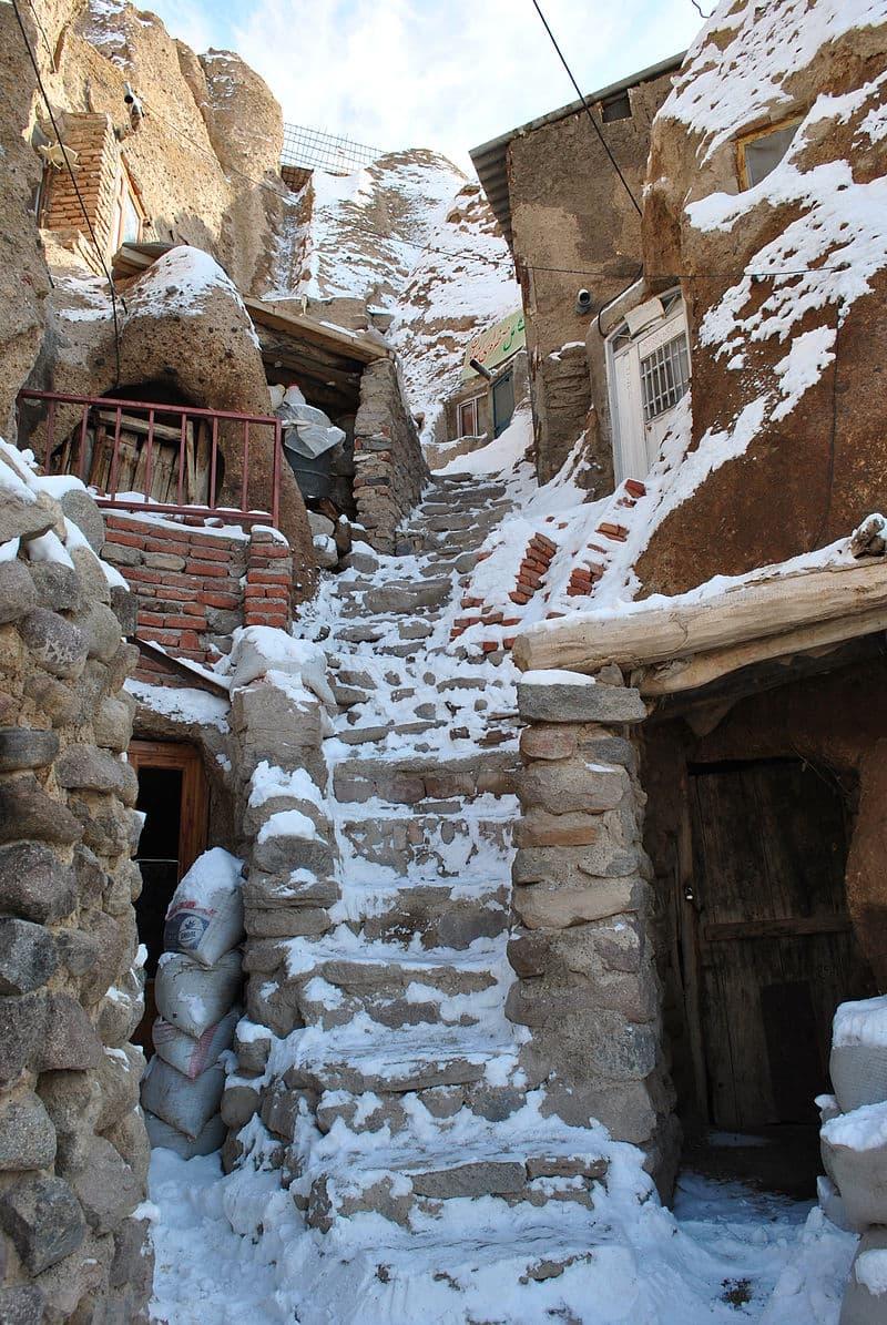 Geography Story: #3 Kandovan, Iran