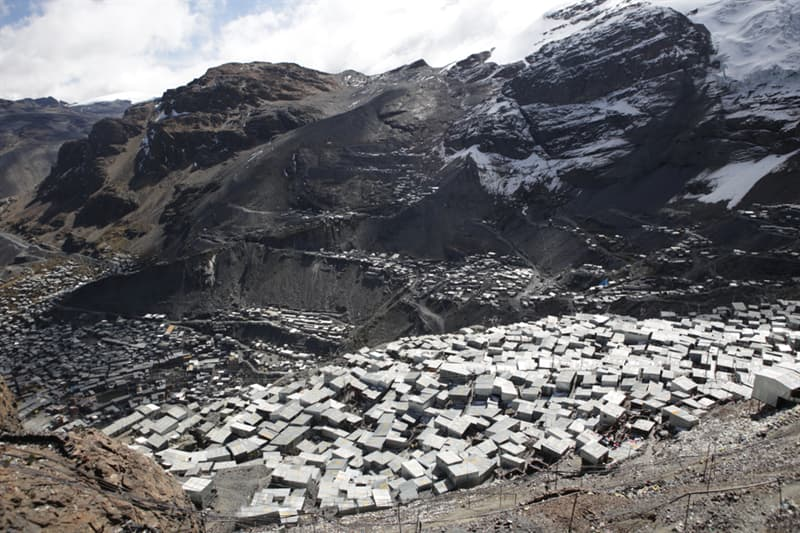 Geography Story: #4 La Rinconada, Peru