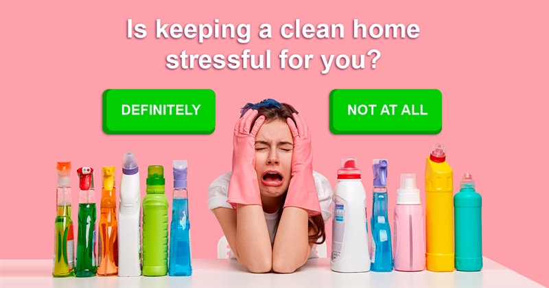 female Story: 7 daily habits to keep a house clean without stress