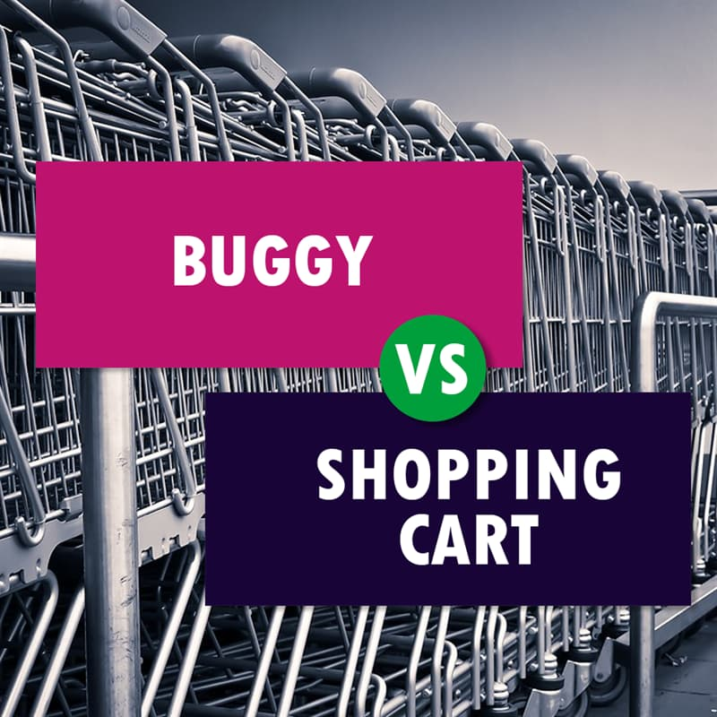 Geography Story: #2 A shopping cart