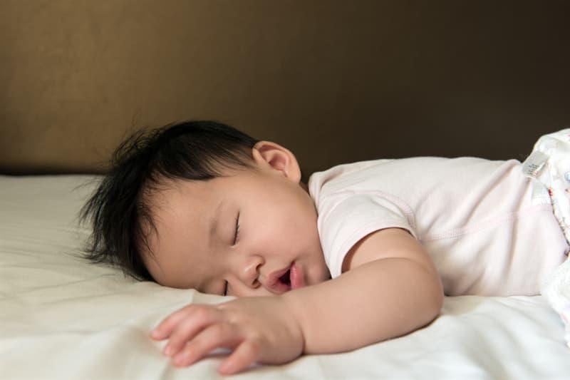 Personality Story: #3 Sleep well