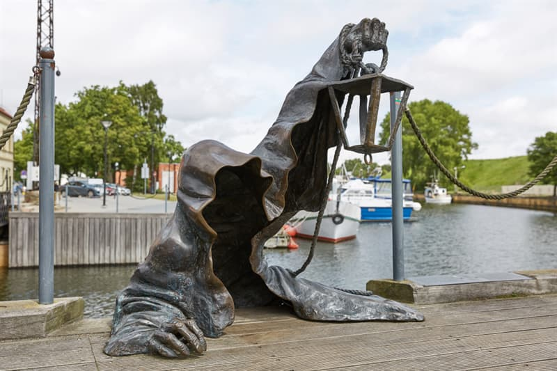 Geography Story: #4 Black Ghost, Klaipeda, Lithuania