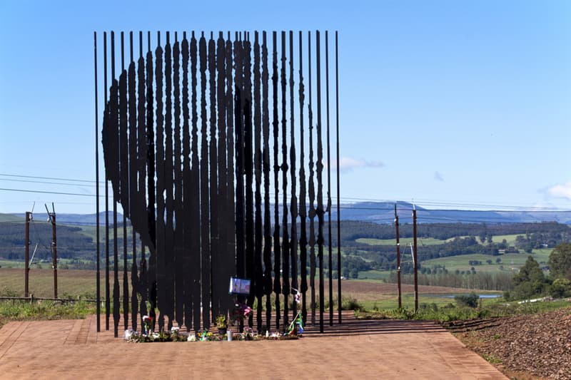 Geography Story: #6 Nelson Mandela, South Africa