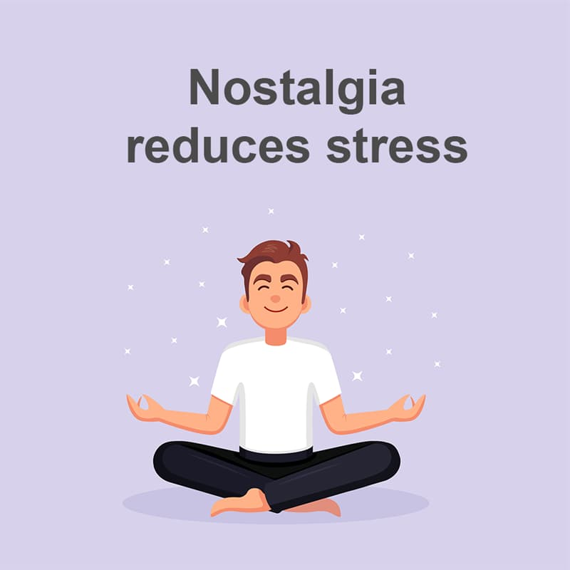 Science Story: Nostalgia reduces stress