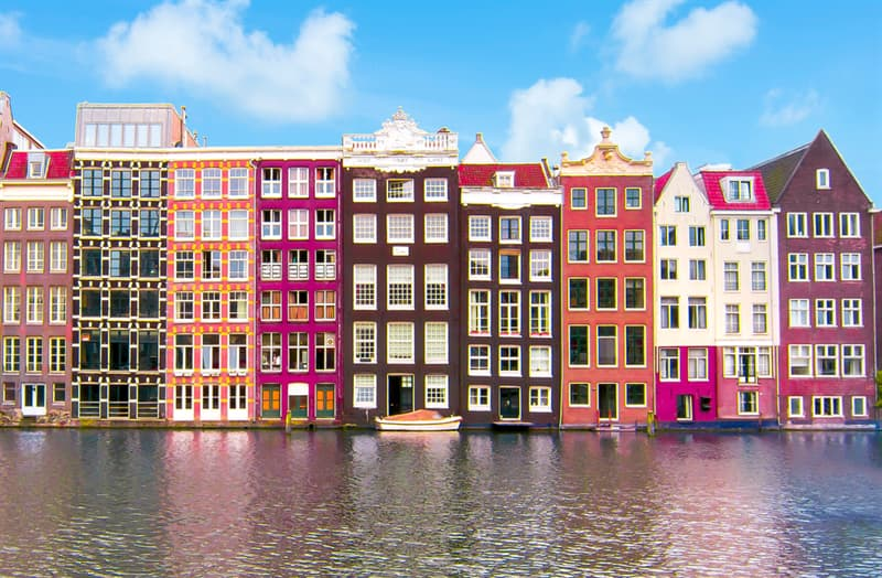 Geography Story: #7 Amsterdam, Netherlands