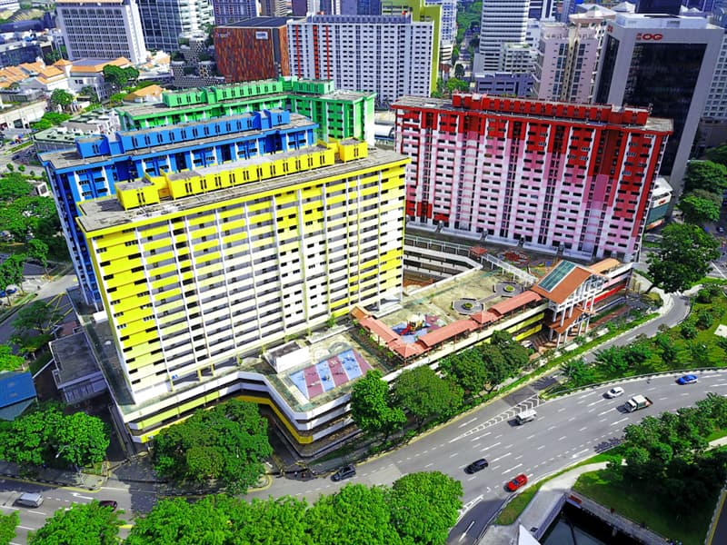 Geography Story: #8 Rochor Centre in Singapore