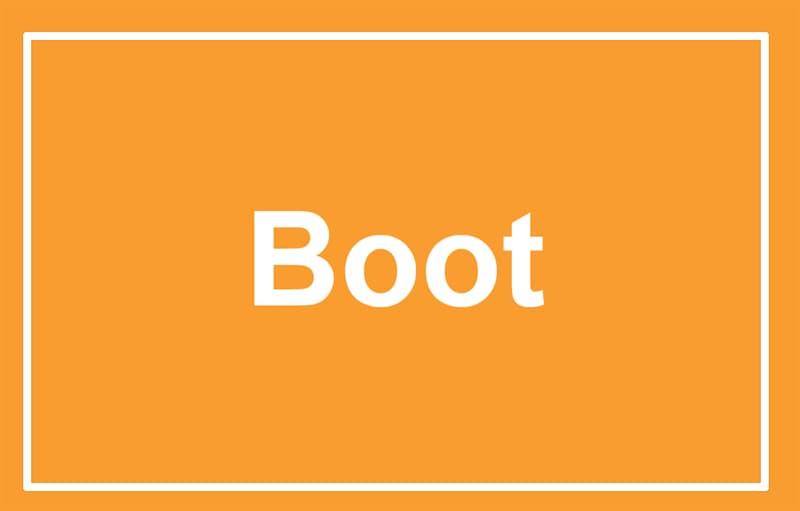 Society Story: Boot