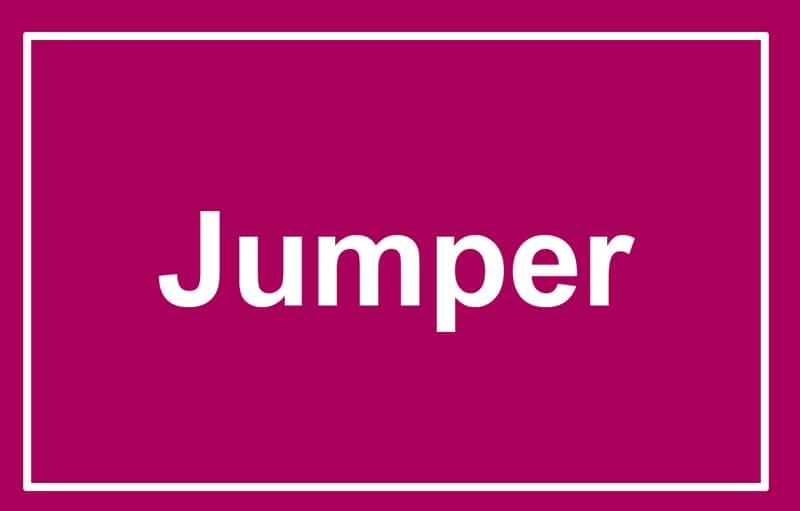 Society Story: Jumper
